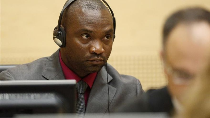 La CPI reduce la condena del miliciano congolés Katanga hasta enero de 2016