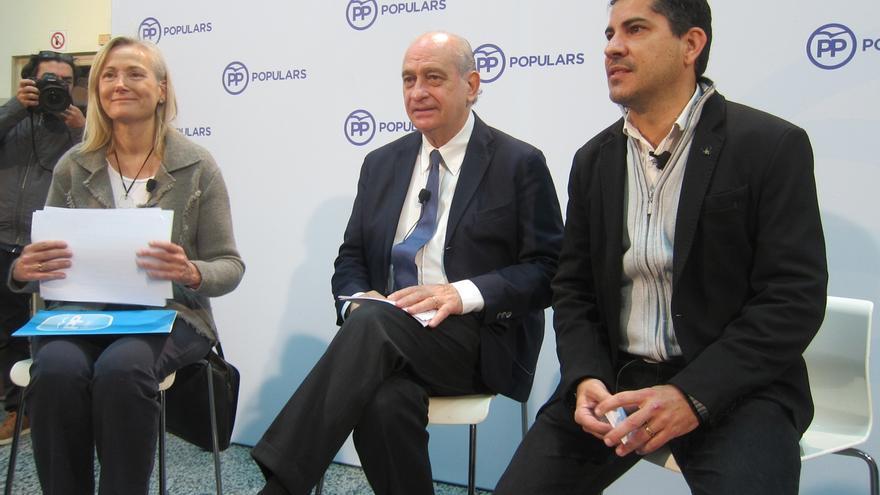 "Jorge Fernández (PP): ""Nos quieren llevar a un tripartito: que Dios nos pille confesados"""