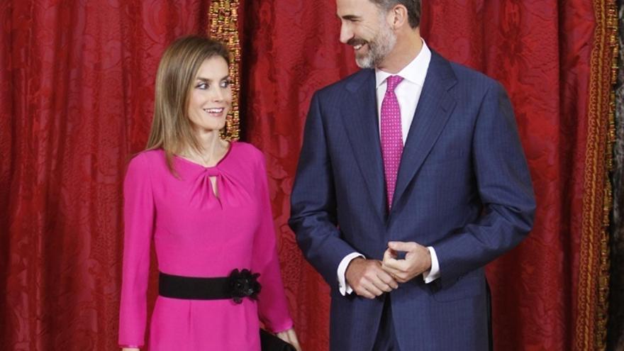 Los Reyes viajan este miércoles a Pamplona en su primera visita a Navarra de esta legislatura foral