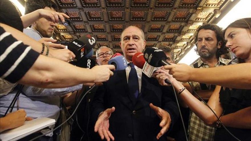 El ministro Fernández-Díaz asegura que no se aceptará el dinero del club de alterne.
