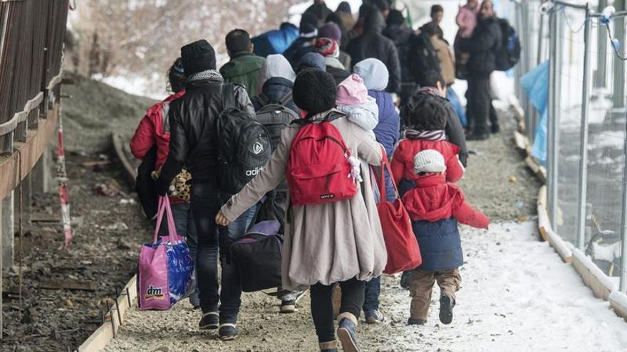 Alemania expulsa 25.000 extranjeros en 2016 y 55.000 marchan voluntariamente