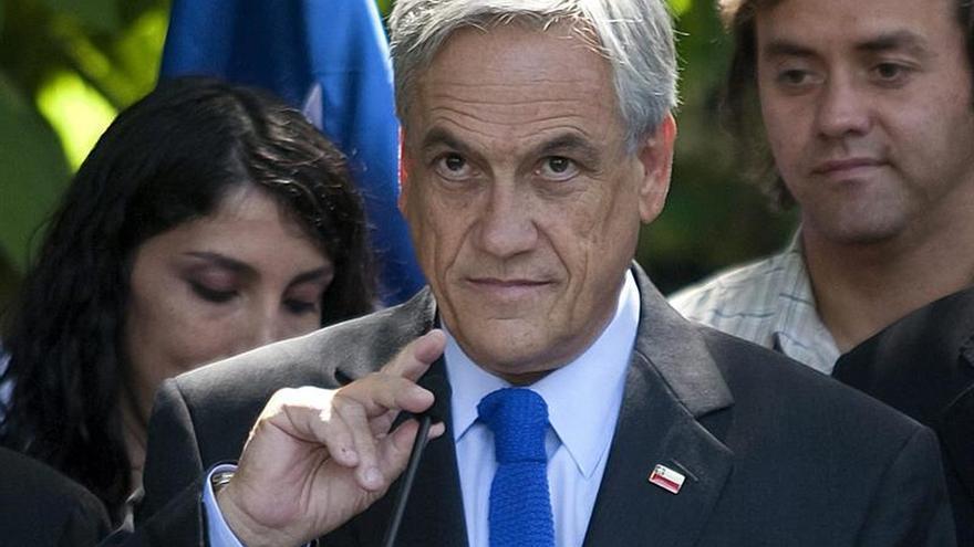 """Piñera, a favor de facilitar la expulsión de inmigrantes """"indeseables"""""""