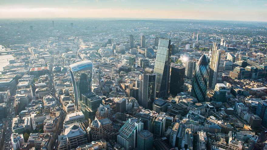 """El """"walkie-talkie"""" de Londres gana el premio al edificio más feo del Reino Unido"""
