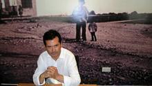 Javier Carpio, afiliado de Ciudadanos expulsado por denunciar las primarias.