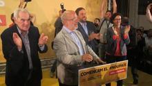 """Junqueras ve en la victoria de ERC un """"paso más"""" hacia la independencia"""