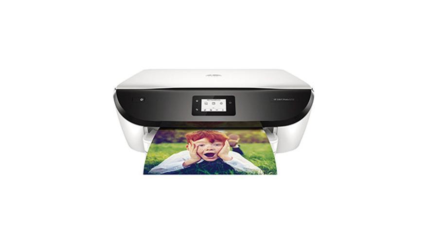 Impresora multifunción Envy Photo de HP.