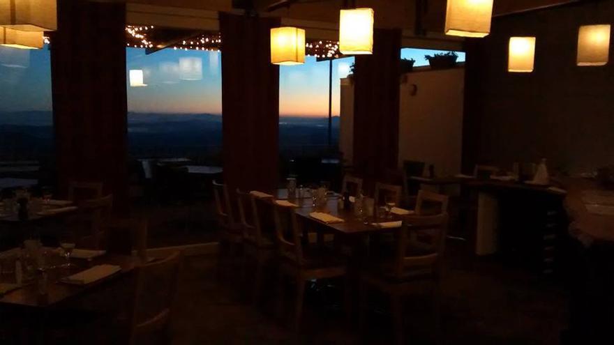 'El ático' en Gaucín (Málaga) es uno de los restaurantes donde 'Comer sin ruido'. (Foto.El Ático)