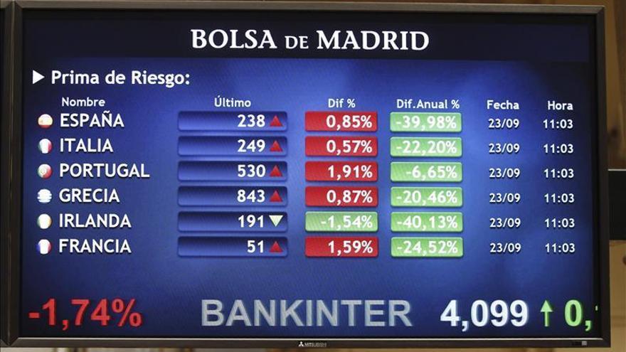 El cambio de tendencia de la economía endereza las proyecciones sobre España