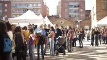 Feria del Mercado Social de Catalunya.