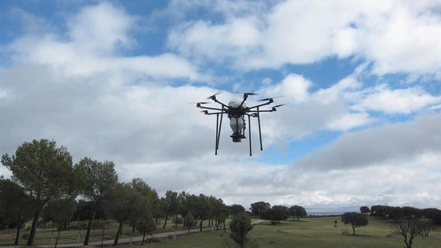 """Una """"startup"""" nipona ofrecerá estudios topográficos con drones"""