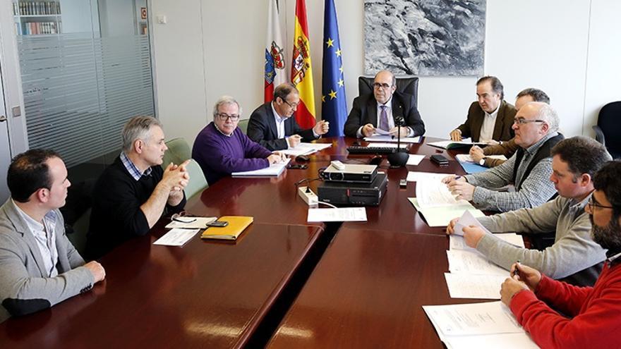 Cantabria consensuará con las organizaciones agrarias los criterios que llevará a la negociación de la nueva PAC