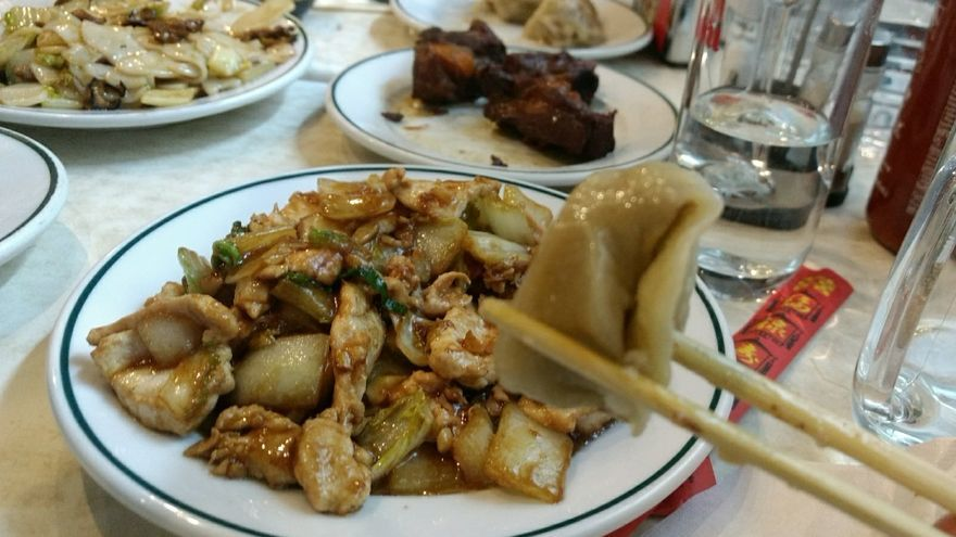 Última comida en el chino de Plaza España | SOMOS MALASAÑA