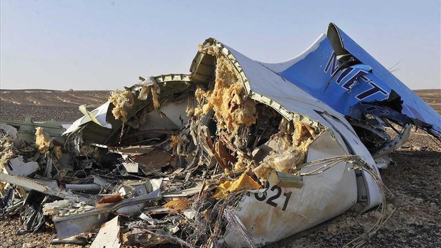 Rusia intensificará los bombardeos en Siria por el atentado contra el avión en Egipto