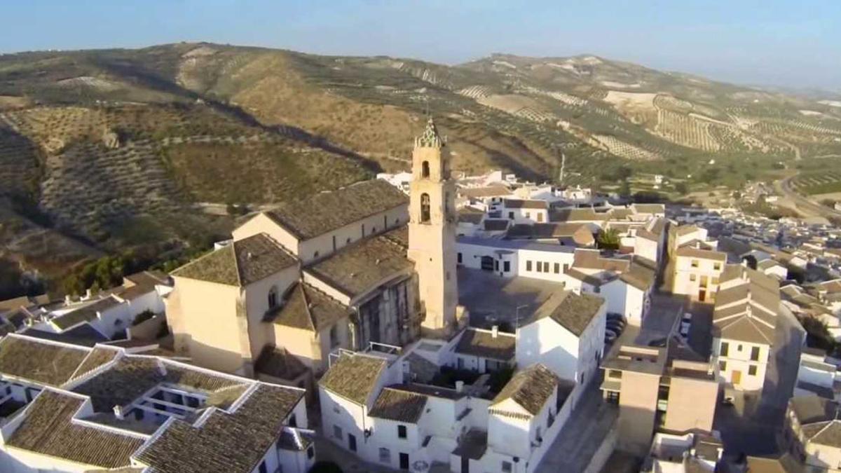Vista de Baena.