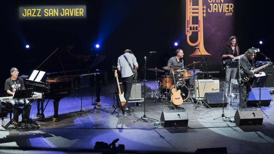 Dos guitarras argentinas de distinta generación deleitaron en San Javier