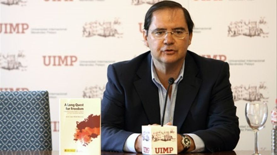 El exdiputado del PP López Medel rechaza la oferta de Podemos para encabezar su lista al Senado en Cantabria