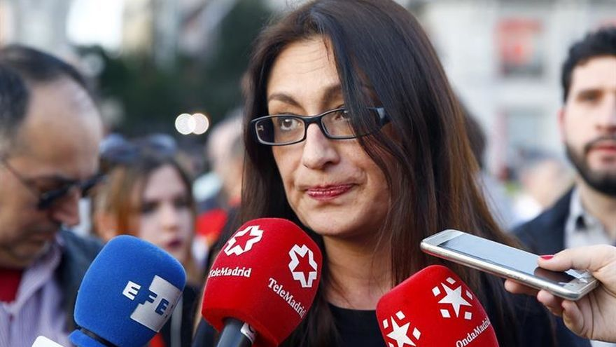 Sol Sánchez, de IU, será la sustituta de Errejón en Unidos Podemos