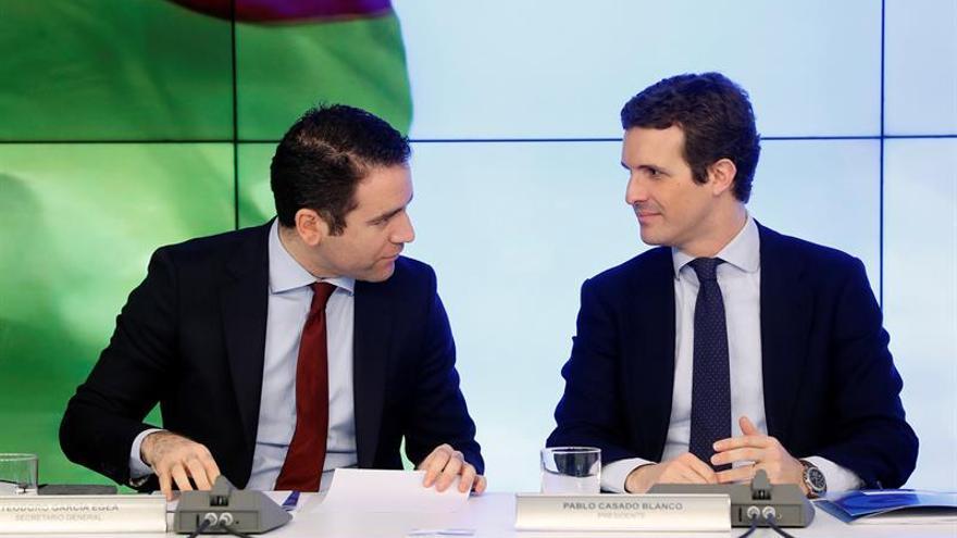 El PP reúne su Junta Directiva Nacional para iniciar la maquinaria del 28-A