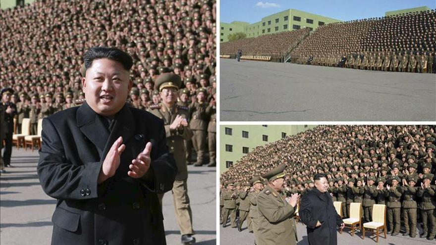 El líder de Corea del Norte vuelve a caminar sin bastón