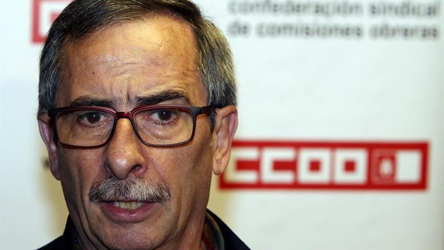 """CCOO aboga por declararse """"insumiso"""" ante las políticas austeras de Bruselas"""