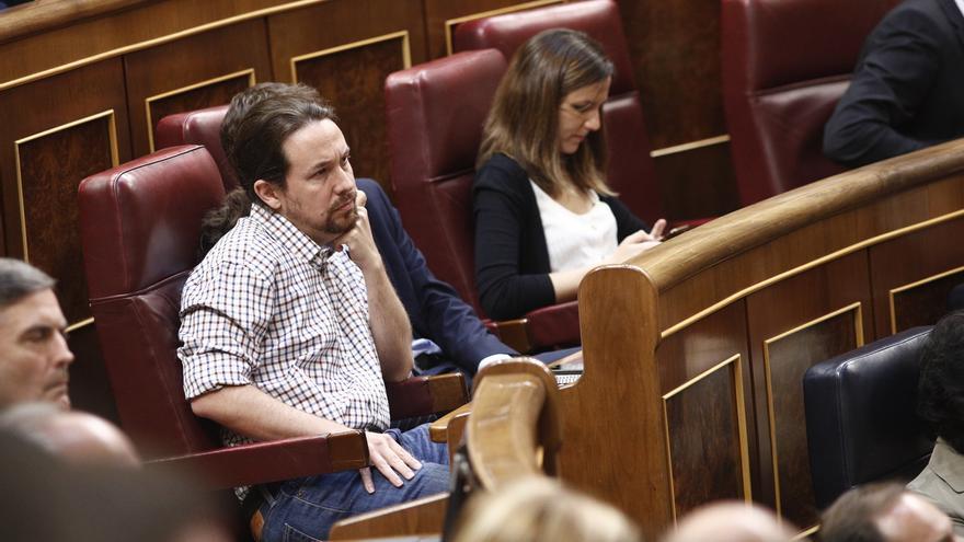 """Iglesias culpa a Sánchez de no tener """"proyecto de país"""", de no querer subir el SMI y le pide una negociación racional"""