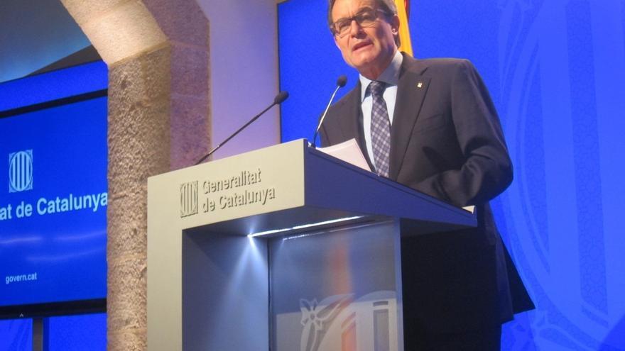 """Mas advierte a Rajoy de que es el momento de la """"alta política"""" y no de que se active Fiscalía"""
