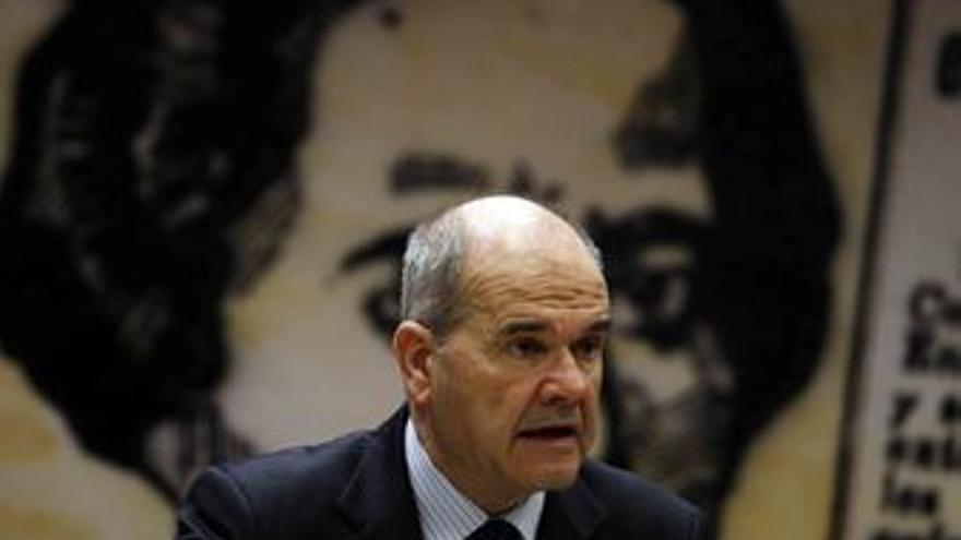 Vicepresidente tercero y ministro de Política Territorial y Administración Públi