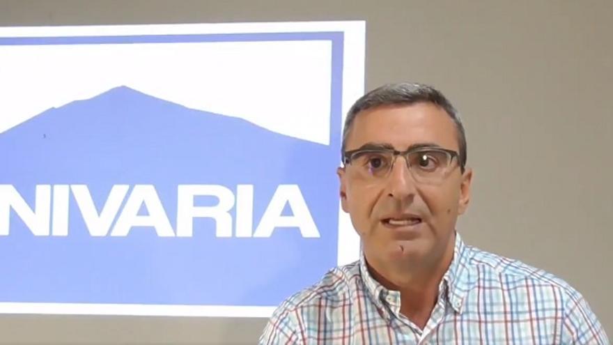 El concejal en La Laguna, Javier Abreu.