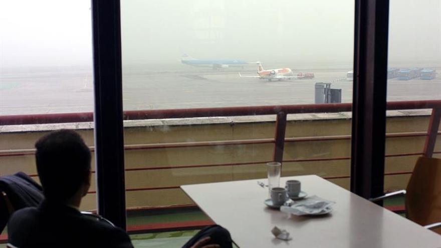 Seguimiento total del paro en las cafeterías de los aeropuertos, según CCOO