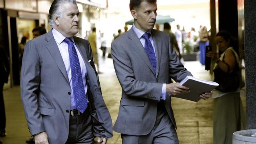 La Seguridad Social abre expediente al PP por el último contrato de Bárcenas