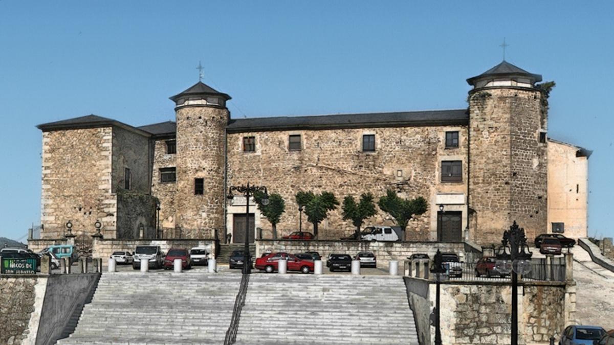 Palacio Ducal de Béjar.