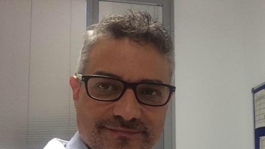 El doctor Maxi Gutiérrez.