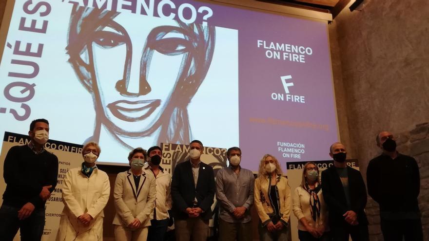 Presentación del Festival Flamenco on Fire 2021