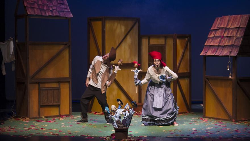 """""""Es una oportunidad única para que el teatro llegue a nuestros hogares"""""""