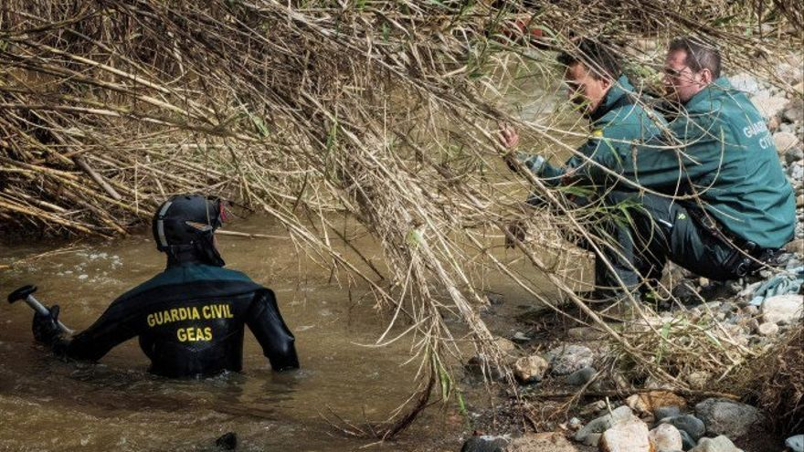 Localizan el cadáver del guardia civil desaparecido en Guillena