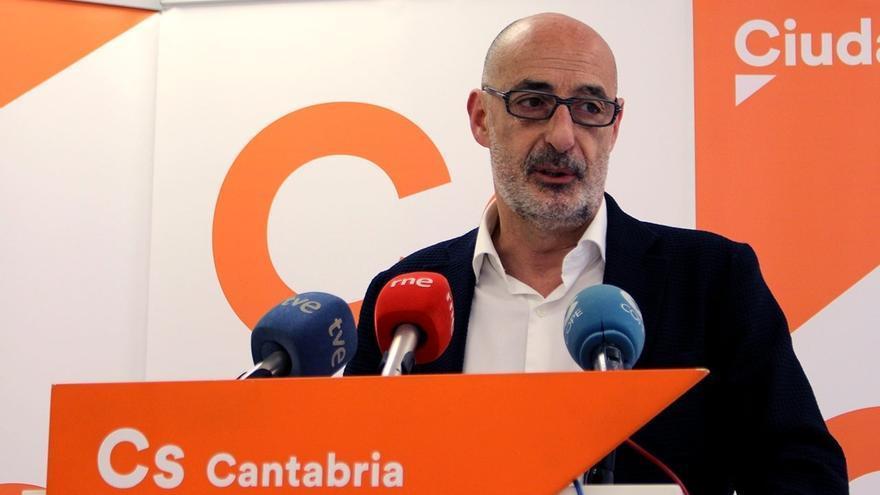 La Comisión de Garantías de Cs ratifica los resultados de las primarias en Cantabria que ganó Félix Álvarez