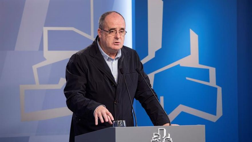 Egibar: El escenario para un nuevo acuerdo PNV-PP está muy lejos por Cataluña