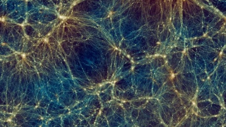 'Uchuu', la simulación más exacta y completa del universo, ya está disponible