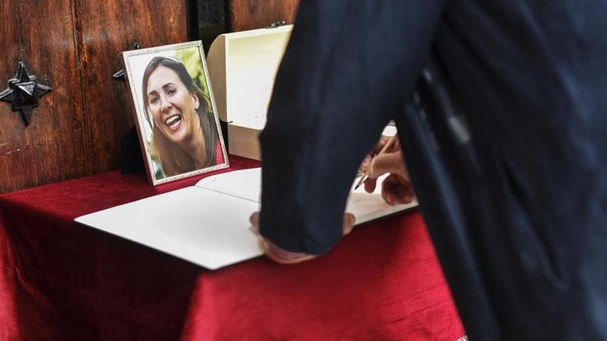 Reportan en México la detención de un sospechoso del asesinato de María Villar