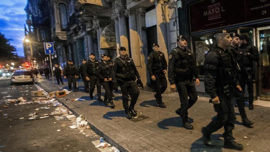Guardias civiles piden civismo para parar el acoso a los agentes en Cataluña