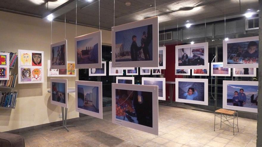 """Exposición """"Memorias del mañana. La vida en el campo de refugiados de Zaatari a través de los ojos de los niños"""", Agnes Montanari/Save the Children"""