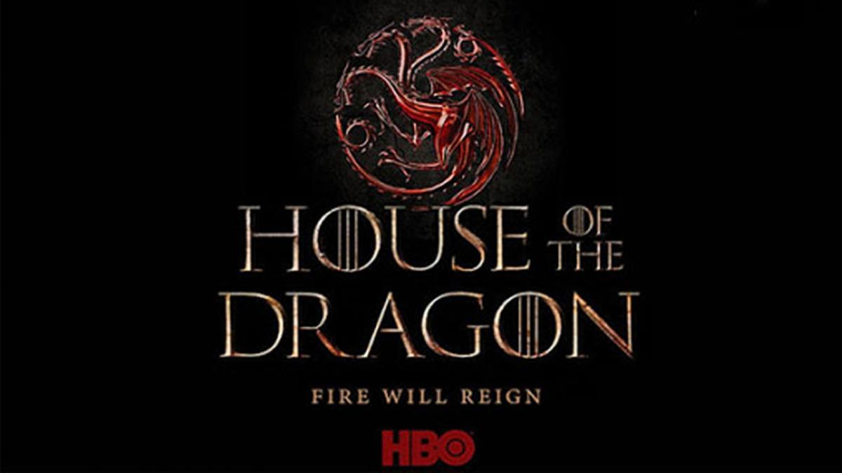 Arte promocional de 'House of the Dragon'