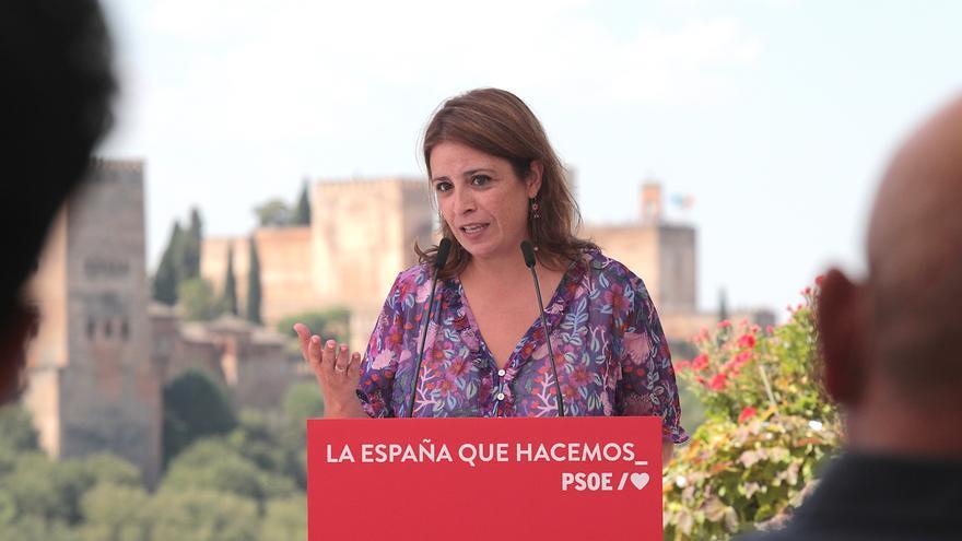 PSOE reivindica la figura de Lorca y defiende la pertinencia de la Ley de la Memoria