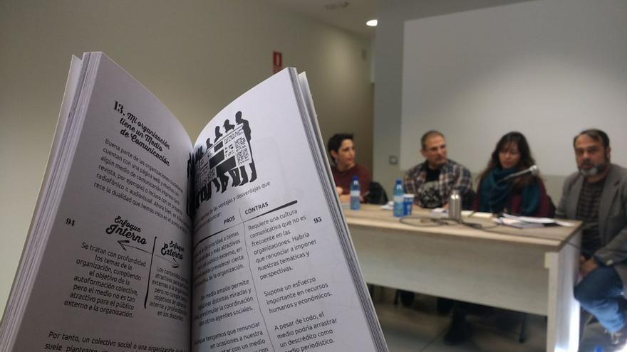 Presentación de 'Manual para una Ciudadanía organizada' en Toledo