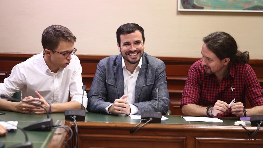 Pablo Iglesias defiende que Unidos Podemos no sea sólo una alianza electoral o parlamentaria
