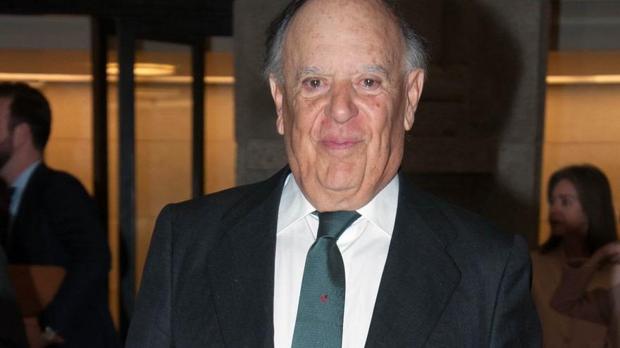 El bodeguero Carlos Falcó