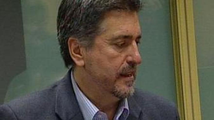 Presidente del PSE EE, Jesús Eguiguren
