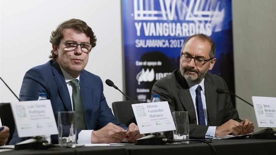 Salamanca volverá a convertirse en un lienzo durante el Festival de Luz