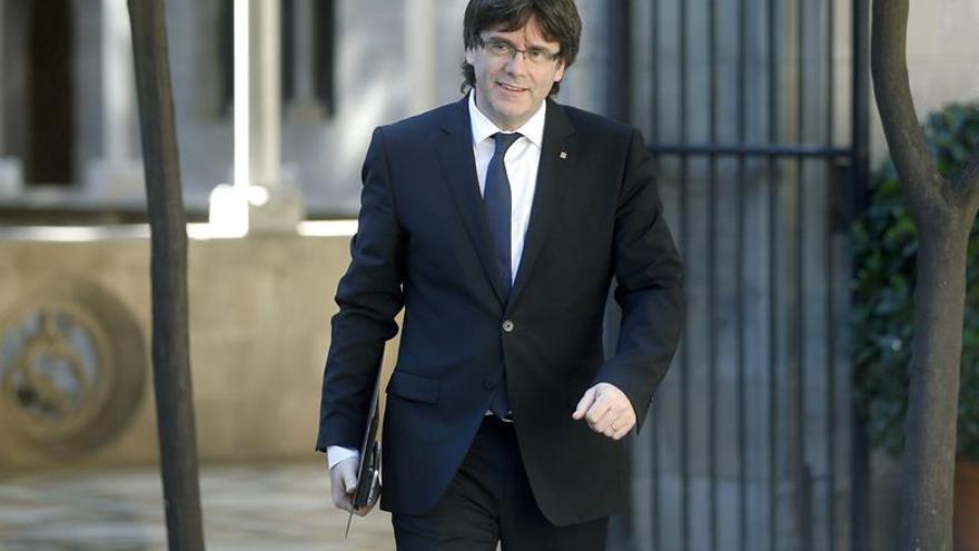 Puigdemont se abre a presentarse como candidato si el proceso no ha acabado