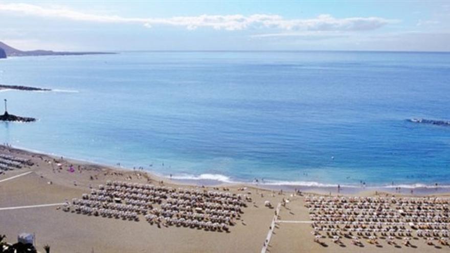 Costa de Arona, en Tenerife